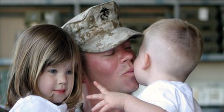 Trauma and the Military Family Workshop tickets