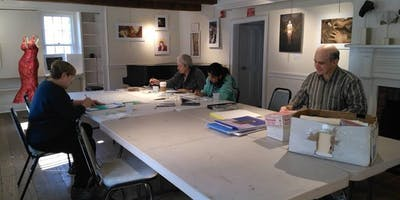 Intro to Watercolors - Tuesdays, 04/23 to 05/28, 1pm to 3pm