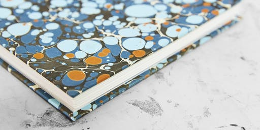Bind your own Sketchbook with Freya Scott from Paperwilds
