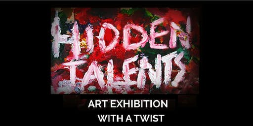 Hidden Talents Art Exhibition