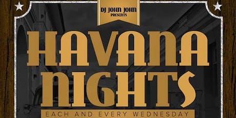 Havana Nights at 33 Lafayette with Live Salsa Band & DJ John John tickets