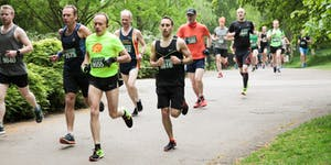 Regent's Park Spring Half Marathon (2 Hour Time-Limit)