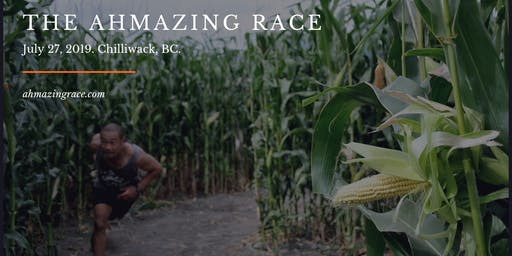 The Ah Mazing Race