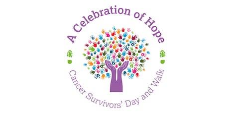 Volunteer at Cancer Survivors' Day 2019 tickets