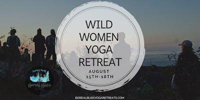 Wild Women - Boreal Bliss Yoga Retreat 2019