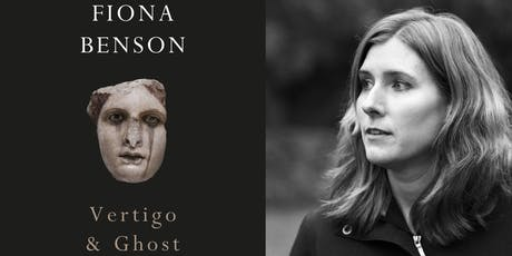 Poetry Playback · Vertigo & Ghost by Fiona Benson tickets