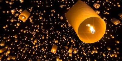 Salt Lake City Sky Lantern Festival