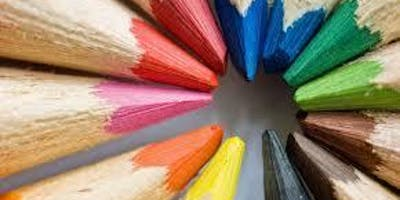Colored Pencil Drawing - Wednesdays, 04/24 to 05/29, 10am to 12pm