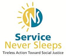 Service Never Sleeps logo