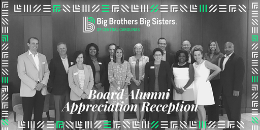Big Brothers Big Sisters: Board Alumni Appreciation Reception