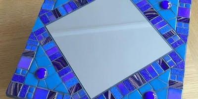 Make a Mosaic Mirror at Chester Cathedral