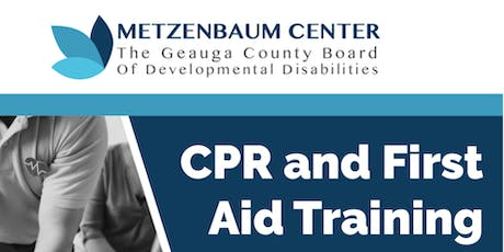 CPR/First Aid Training tickets
