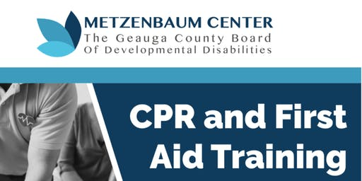 Copy of CPR/First Aid Training