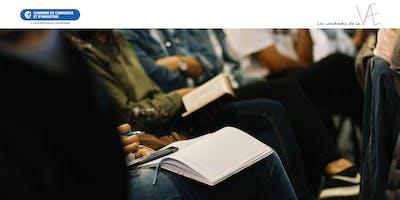 Les vendredis de la VAE - réunions d'information -