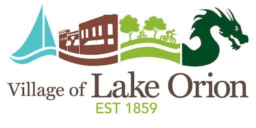 Green's Park Passes 2019