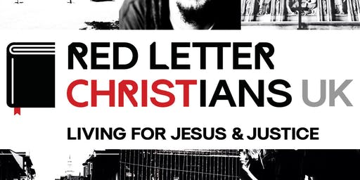 Luton: Jesus and Justice Seminar with Shane Claiborne and UK Activists from Red Letter Christians