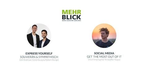 Starke Wirkung! Online & Offline. tickets