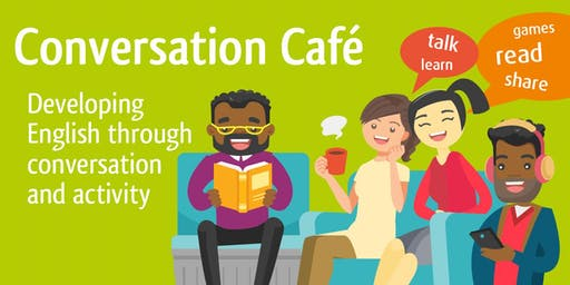 Conversation Cafe (Lostock Hall) #sharingstories