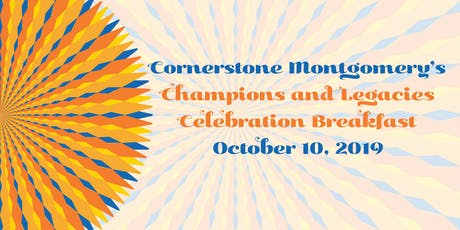 2019 Champions and Legacies Celebration Breakfast tickets