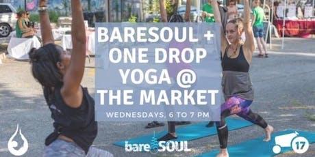 17th Street Market Yoga tickets