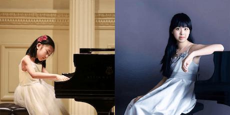 PYPA RISING STARS:  SOPHIA LIU & SARAH TUAN PIANO RECITAL tickets
