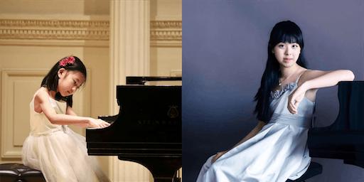 PYPA RISING STARS:  SOPHIA LIU & SARAH TUAN PIANO RECITAL