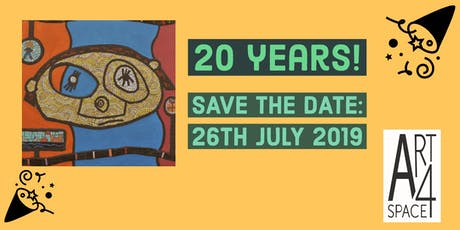 Art4Space - 20 year's festival! tickets