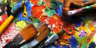 Teen Drawing & Painting - Saturdays, 05/11 to 06/22, 1pm to 3pm