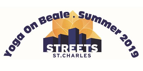Streets of St. Charles YOGA on Beale tickets