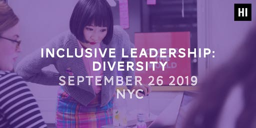 Inclusive Leadership: Diversity