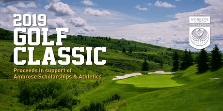 Ambrose University 2019 Golf Classic tickets