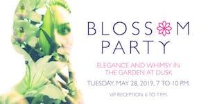 Toronto Botanical Garden Blossom Party