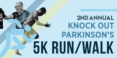 2nd Annual Knock Out Parkinson's 5K Run/Walk tickets