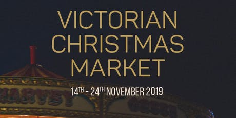 Victorian Christmas Market Coach Parking - 20th November 2019  tickets