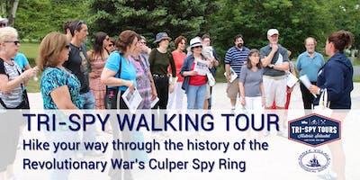 Tri-Spy Walking Tour