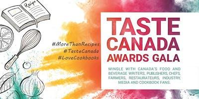 2019 Taste Canada Awards Gala