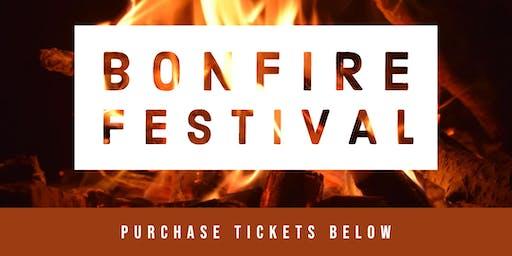 Bonfire Festival - St Stephen, NB