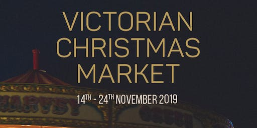 Victorian Christmas Market Coach Parking - 22nd November 2019