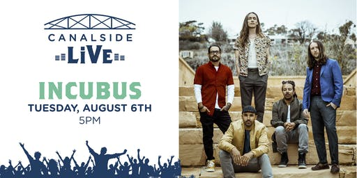 Canalside Live Series: Incubus