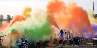 Yorkton Habitat Colour Fun Run 2019