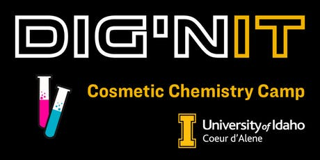 2019 Dig'nIT Girls Cosmetic Chemistry Camp tickets