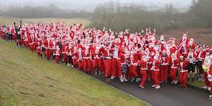 Draycote Water Santa Dash 10K & 5 Mile