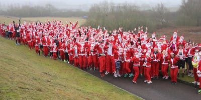 Draycote Water Santa Dash 10K & 5 Mile