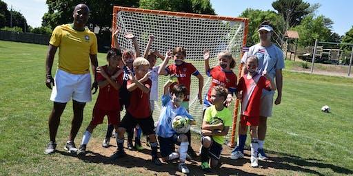 Soccer Skills for Boys & Girls: Grades 1-3