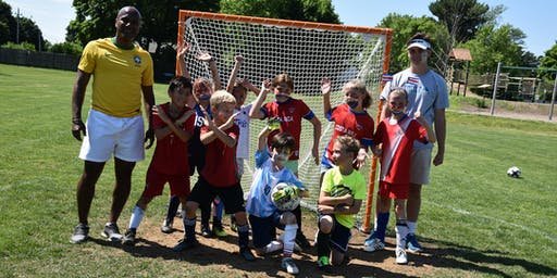 Soccer Skills for Boys & Girls: Grades 4 & 5