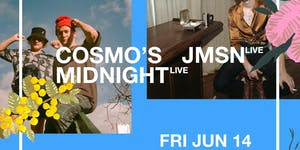 COSMO'S MIDNIGHT + JMSN + PLUKO at 1015 FOLSOM