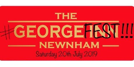 The George Fest! tickets