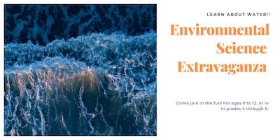 Environmental Science Extravaganza!