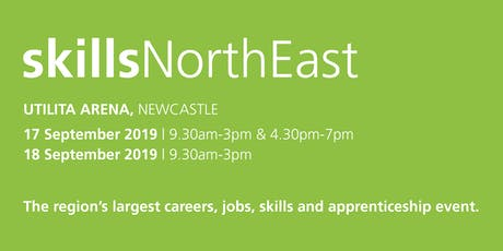 Skills North East 2019 - Family / Individual Registration tickets