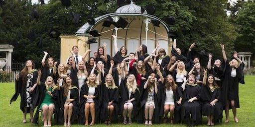 Social & Policy Sciences Graduation Reception